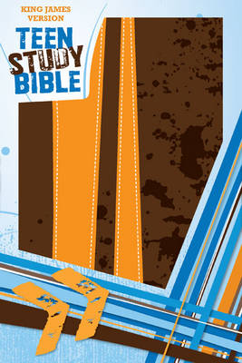 King James Version Teen Study Bible by Zondervan