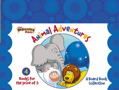 Animal Adventures Collection by Mission City Press