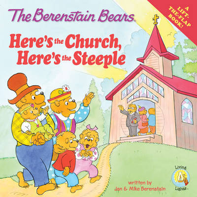 Here's the Church, Here's the Steeple by Jan Berenstain, Mike Berenstain