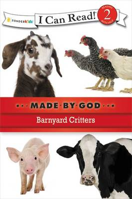 Barnyard Critters by Zondervan Publishing