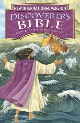 NIV Discoverer's Bible by Zondervan Publishing