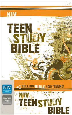 NIV Teen Study Bible by Zondervan Publishing