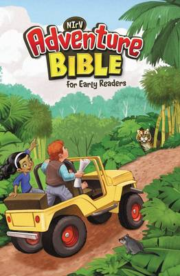 NIrV Adventure Bible for Early Readers Lenticular 3D Motion by Dr. Lawrence O. Richards, Sue W. Richards