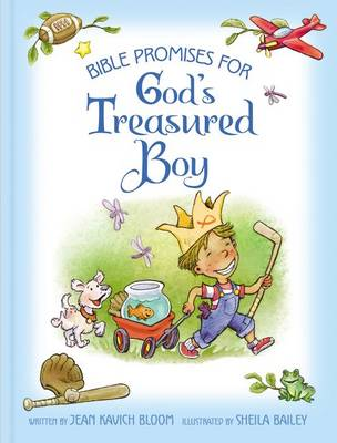 Bible Promises for God's Treasured Boy by Jean Kavich Bloom