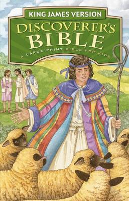 King James Version Discoverer's Bible by Zondervan Publishing