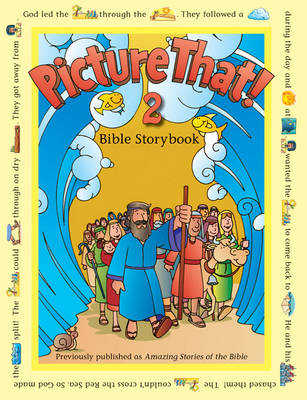 Picture That! 2 Bible Storybook by Tracy Harrast