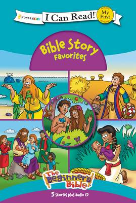 Bible Story Favorites by Kelly Pulley