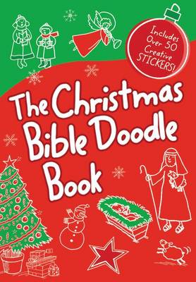 The Christmas Bible Doodle Book by Zonderkidz