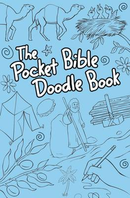 The Pocket Bible Doodle Book by Zonderkidz