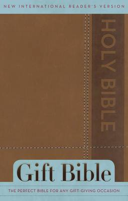 Gift Bible-NIRV by Zonderkidz