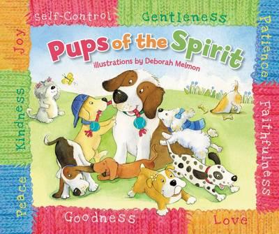Pups of the Spirit by Jill Gorey, Nancy Haller