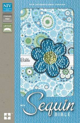 Sequin Bible, NIV by Zondervan Publishing