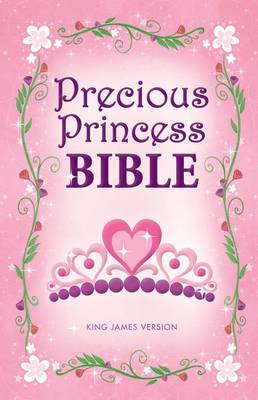 KJV, Precious Princess Bible by Zonderkidz