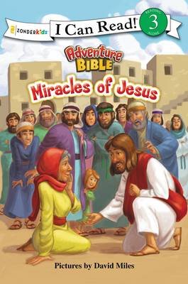 Miracles of Jesus by Zondervan Publishing