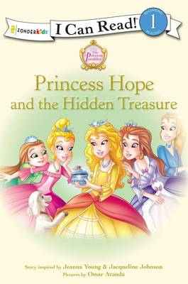 Princess Hope and the Hidden Treasure by Jeanna Young, Jacqueline Johnson