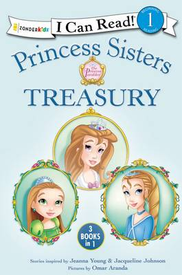 Princess Sisters Treasury by Jeanna Young, Jacqueline Johnson