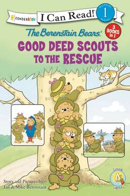 Berenstain Bears Good Deed Scouts to the Rescue by Jan Berenstain, Mike Berenstain