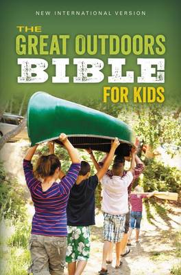 The Great Outdoors Bible for Kids, NIV by Zondervan Bibles