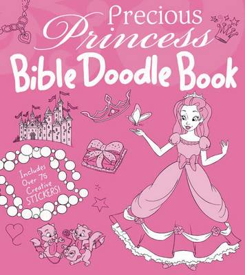 Precious Princess Bible Doodle Book by Bookworks