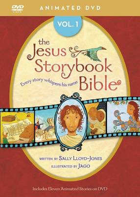 Jesus Storybook Bible Animated DVD, Vol. 1 by Sally Lloyd-Jones