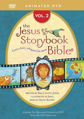 Jesus Storybook Bible Animated DVD, Vol. 2 by Sally Lloyd-Jones