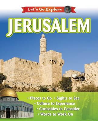 Jerusalem by Zondervan Publishing
