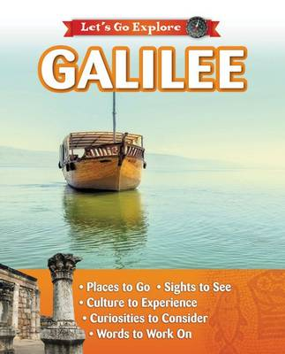 Galilee by Zondervan Publishing