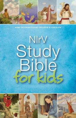NIrV Study Bible for Kids by Zondervan Publishing