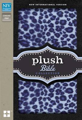 Plush Bible Collection, NIV by Zondervan Publishing