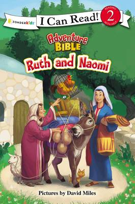 Ruth and Naomi by David Miles