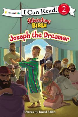 Joseph the Dreamer by David (Solicitor, Partner, Glovers and Board Director, CEDR) Miles