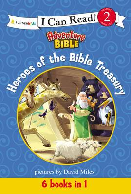 Heroes of the Bible Treasury by David Miles