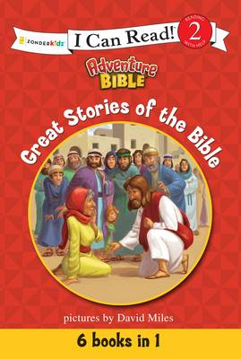 Great Stories of the Bible by David Miles