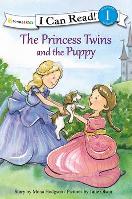 The Princess Twins and the Puppy by Mona Hodgson