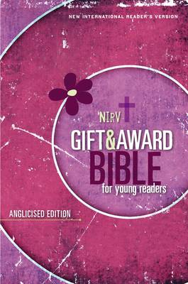 Gift And Award Bible For Young Readers: NIrV, Anglicised Edition [Pink] by