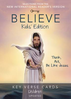 Believe Key Verse Cards: Children by Zondervan Publishing