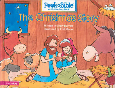 The Christmas Story by Tracy Harrast