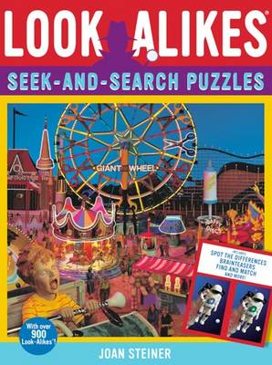 Look-Alikes Seek-and-Search Puzzles by Joan Steiner