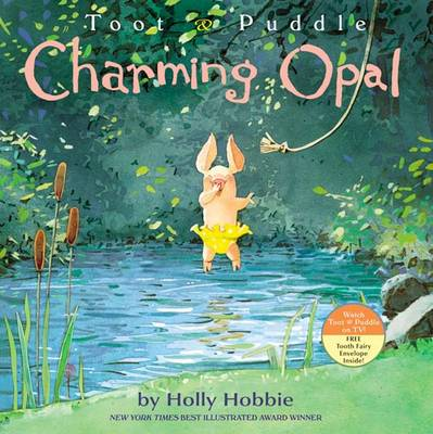 Toot and Puddle Charming Opal by Holly Hobbie