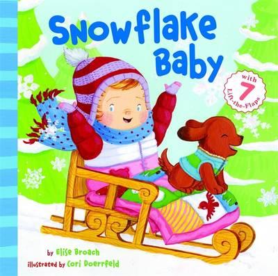 Snowflake Baby by Elise Broach, Cori Doerrfeld