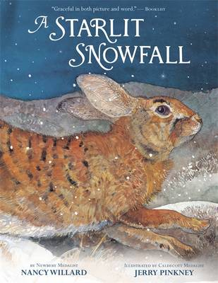 A Starlit Snowfall by Nancy Willard
