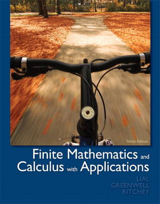 Finite Mathematics and Calculus with Applications Plus MyMathLab/MyStatLab -- Access Card Package by Margaret Lial, Raymond N. Greenwell, Nathan P. Ritchey