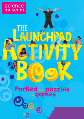 Launchpad Activity Book by Gaby Morgan