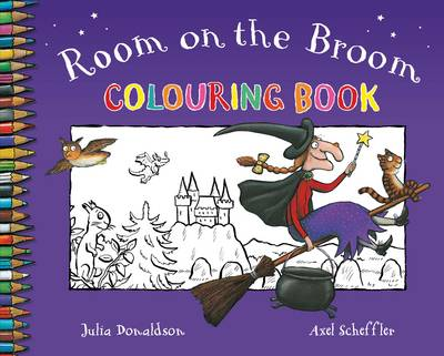 Room On The Broom Uk