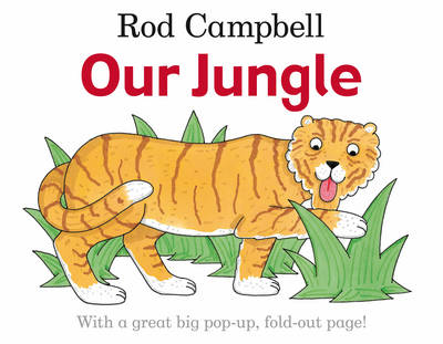 Our Jungle by Rod Campbell
