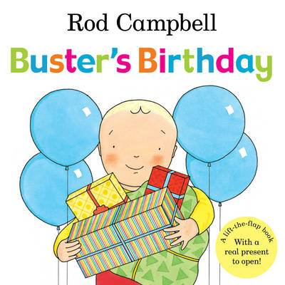 Buster's Birthday by Rod Campbell
