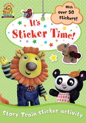Driver Dan's Story Train: It's Sticker Time! by Rebecca Elgar