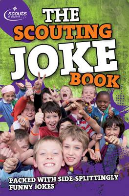 The Scouting Joke Book by Macmillan