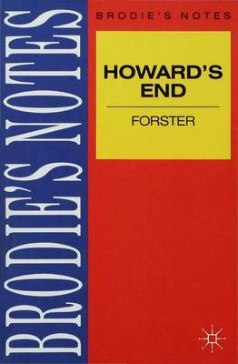 Forster: Howards End by Ray Wilkinson