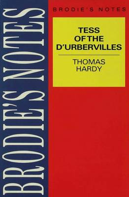 Hardy: Tess of the D'Urbervilles by Norman T. Carrington